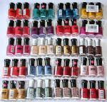 60 x Collection Hot Looks Fast Dry Nail Polish | RRP £150 | 19 shades
